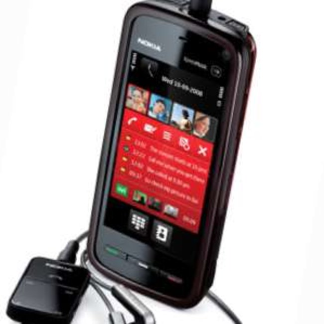 Carphone claims best tariff for Nokia 5800 XpressMusic - photo 1
