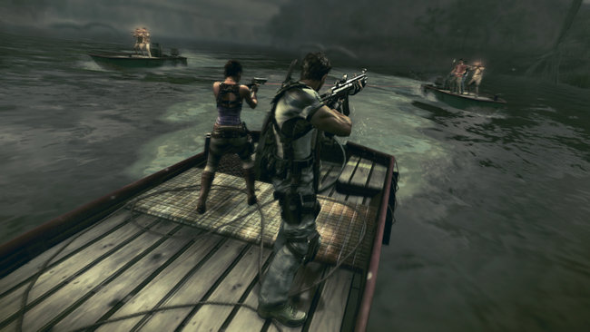 New Resident Evil 5 screenshots - photo 2