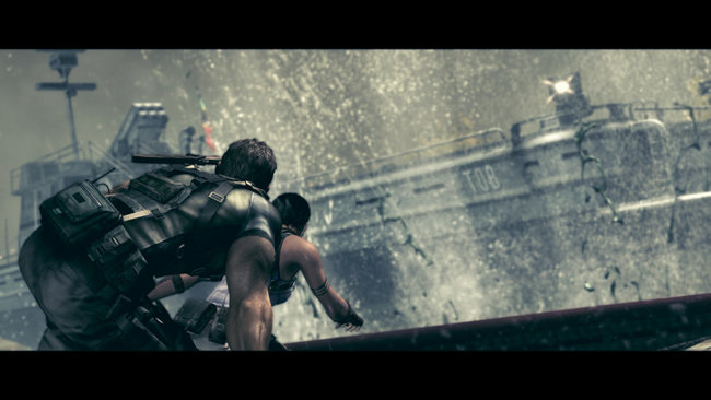 New Resident Evil 5 screenshots - photo 3