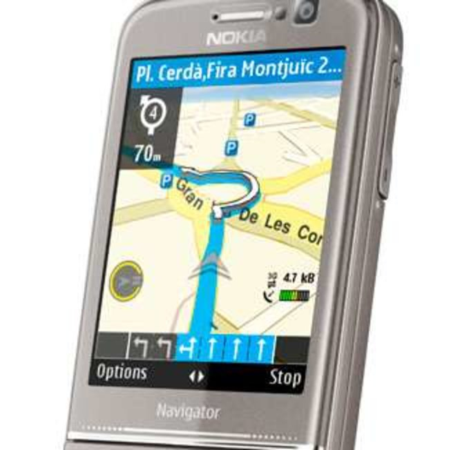 Nokia announces 6710 Navigator and 6720 classic - photo 1