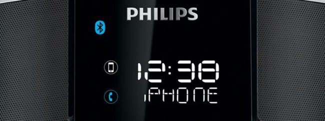Philips iPhone dock unveiled - photo 2