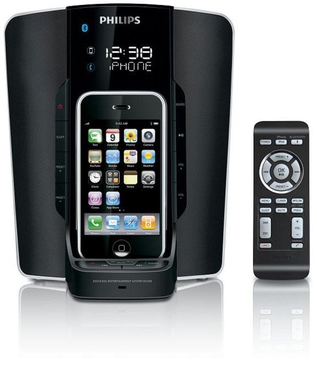 Philips iPhone dock unveiled - photo 3