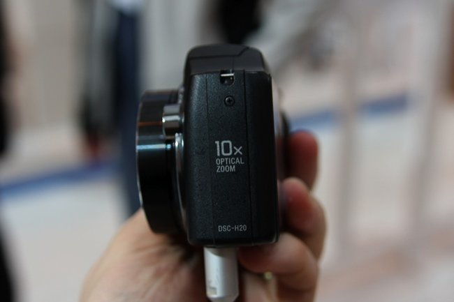 Sony DSC-H20 digital camera - photo 3