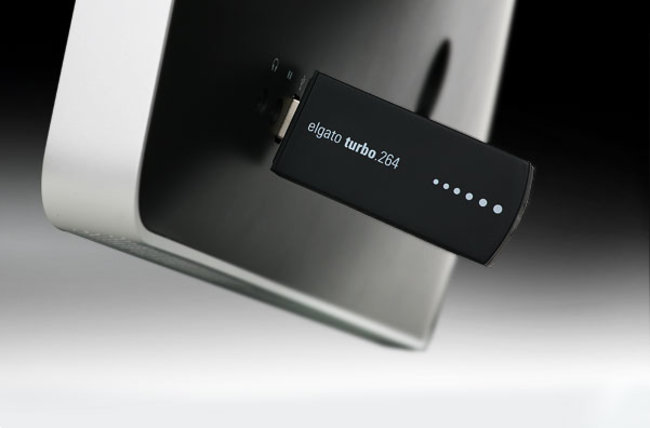Elgato Turbo.264 HD available now - photo 3