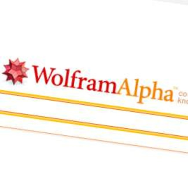 Wolfram Alpha launch on schedule  - photo 1
