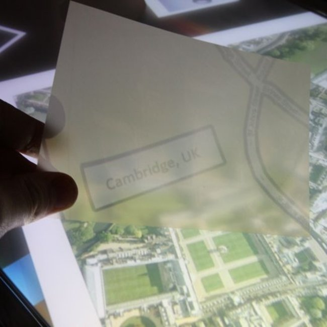 Microsoft demos possible future of Surface - photo 1