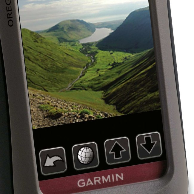 Garmin announces Oregon 550 and 550t - photo 1