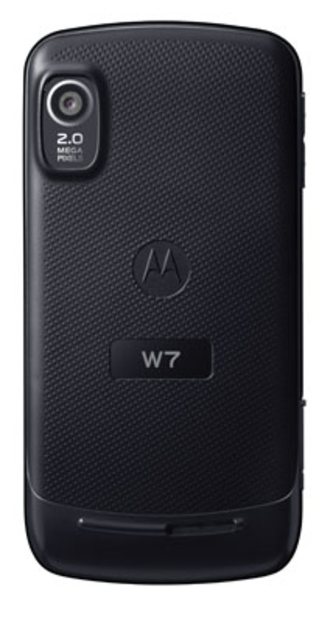 Motorola MOTO W7 Active Edition announced  - photo 2