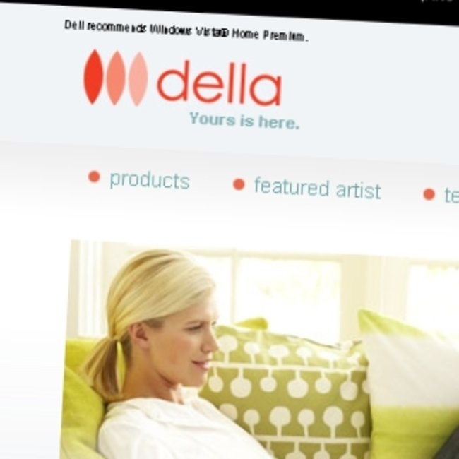 "Dell's ""Della"" site launched to patronise women - photo 1"
