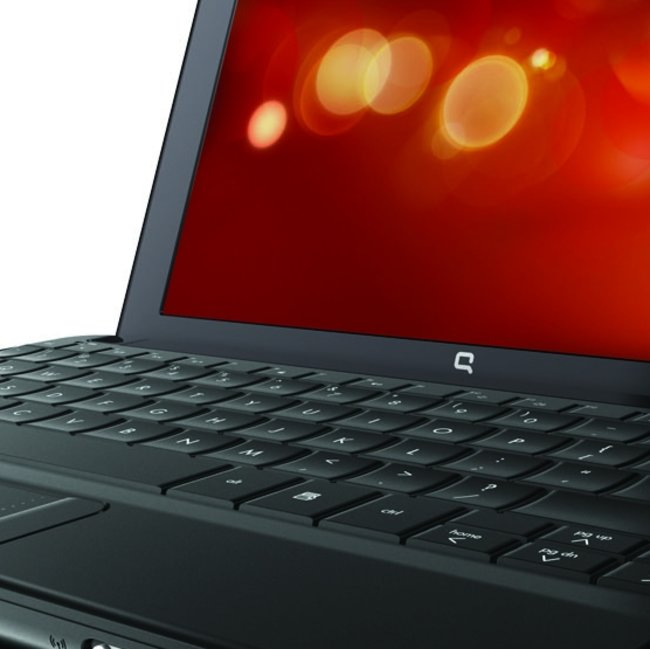 HP Compaq 110c netbook announced - photo 1