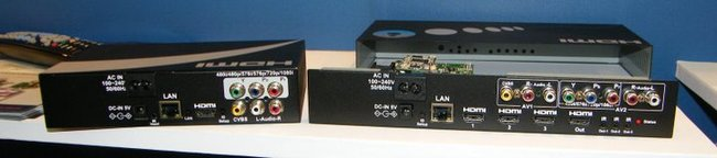 Averlogic streams HDMI signals over power lines - photo 2