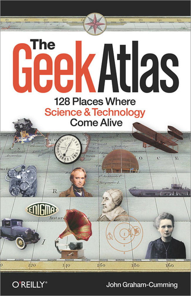 """Geek Atlas"" sales to help Bletchley Park  - photo 2"
