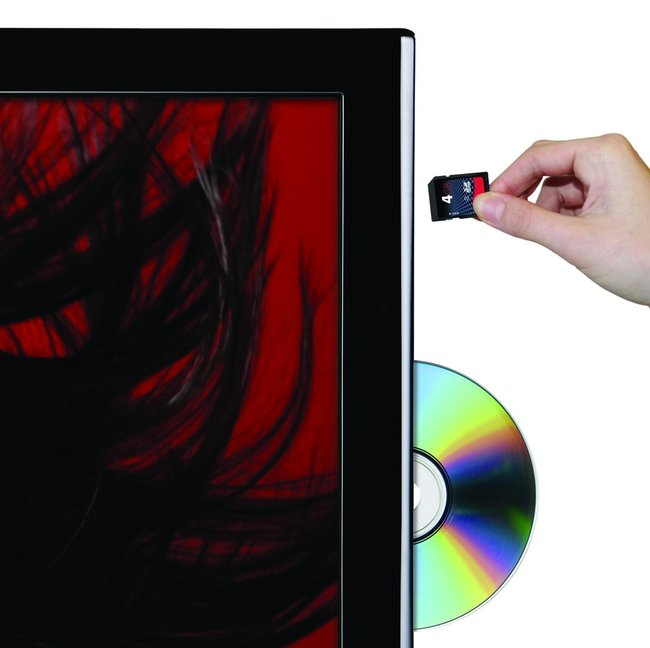 PVR TV that records to SD card announced  - photo 1
