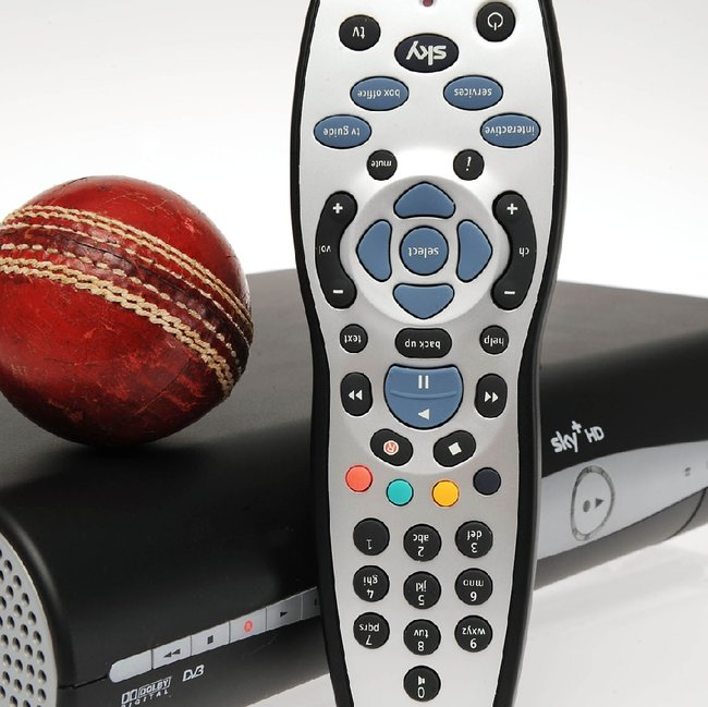 Sky offers upside-down remote for Aussies - photo 2