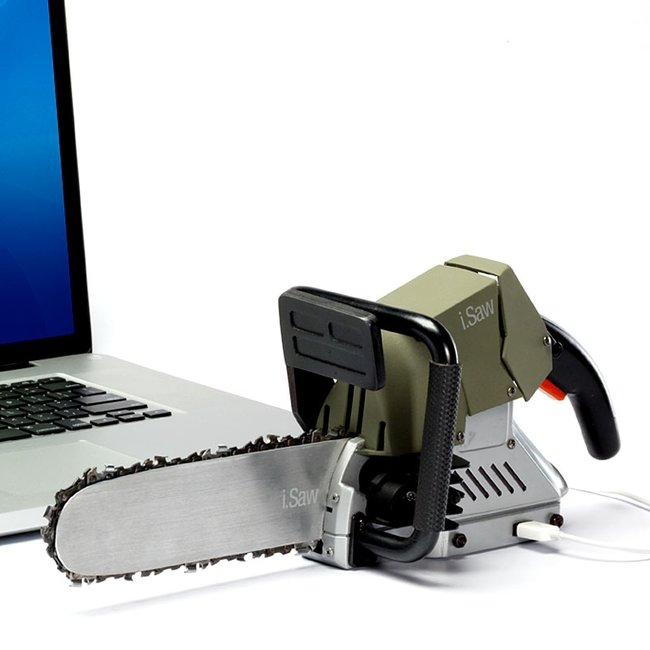 USB chainsaw goes on pre-order - photo 1