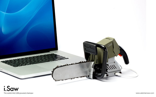 USB chainsaw goes on pre-order - photo 4
