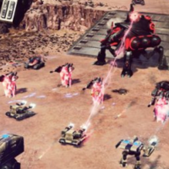 VIDEO: Command and Conquer 4 set in Manchester - photo 1