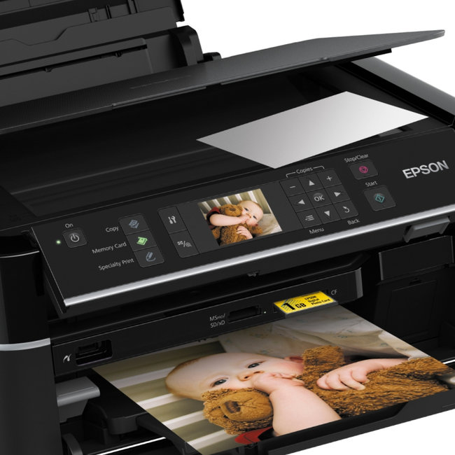 """Epson launches """"hi-definition"""" all-in-one Stylus Photo PX650  - photo 1"""