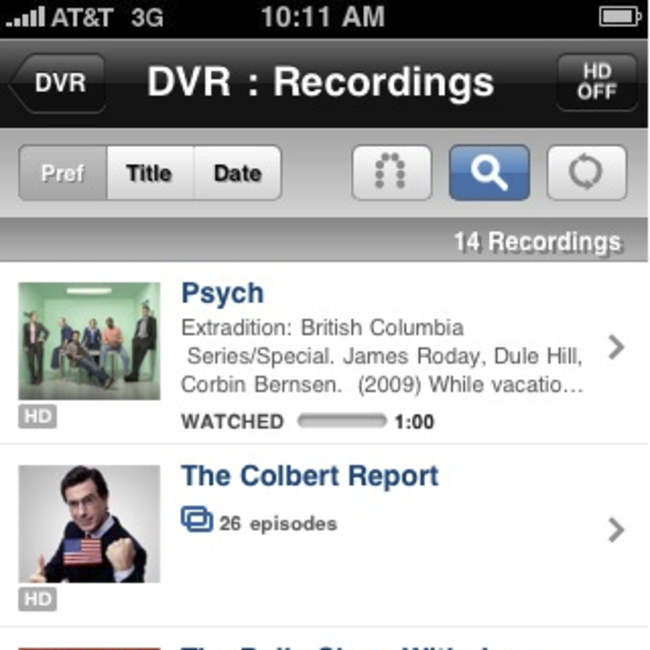 SlingPlayer Mobile 1.1 for iPhone released - photo 1