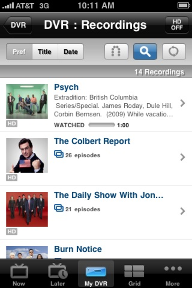 SlingPlayer Mobile 1.1 for iPhone released - photo 2