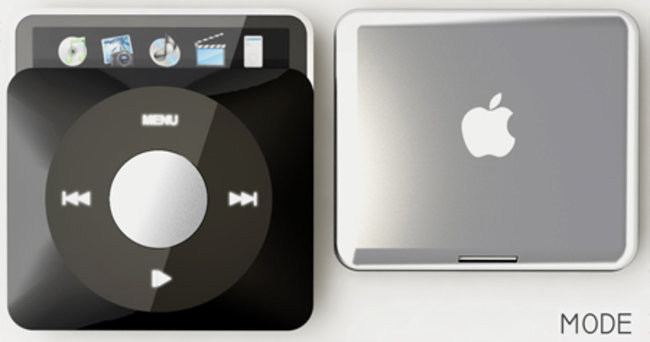 iPod slide concept revealed - photo 3