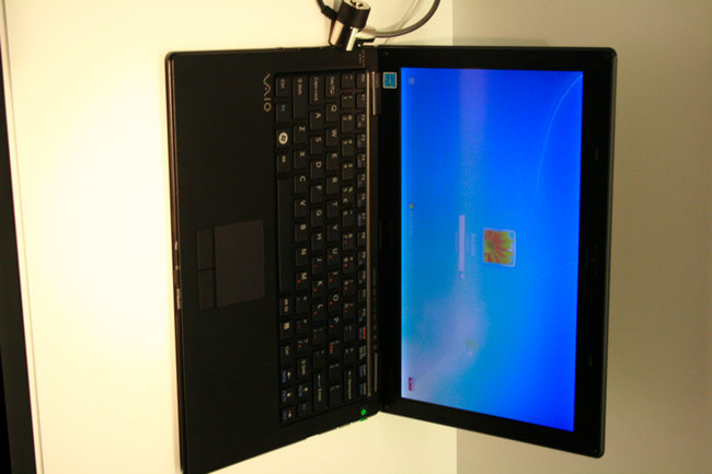 Sony Vaio X netbook - photo 13