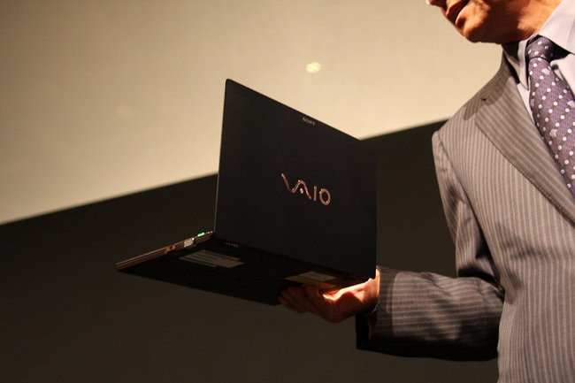 Sony Vaio X netbook - photo 6