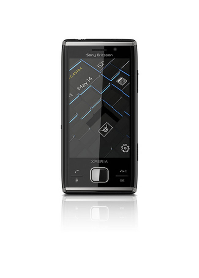 Sony Ericsson Xperia X2 - now with touchscreen and serious camera - photo 3