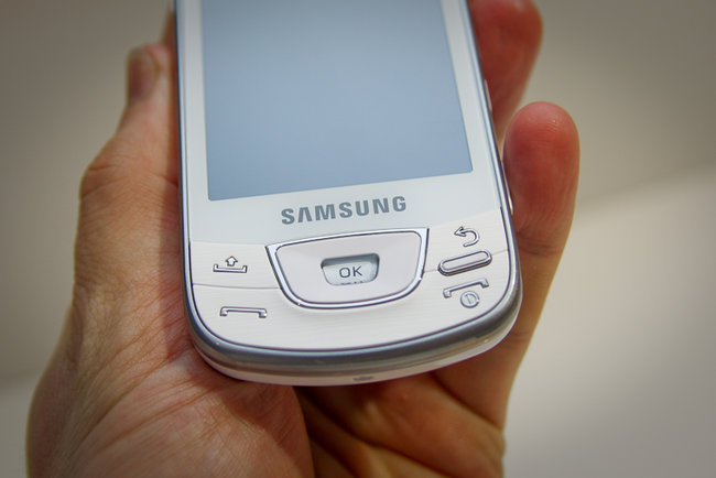 Samsung Galaxy i7500 - photo 4