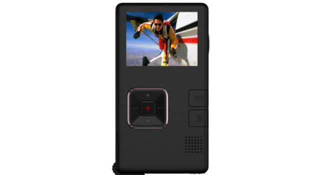 Five alternative pocket camcorders to the iPod touch - photo 3