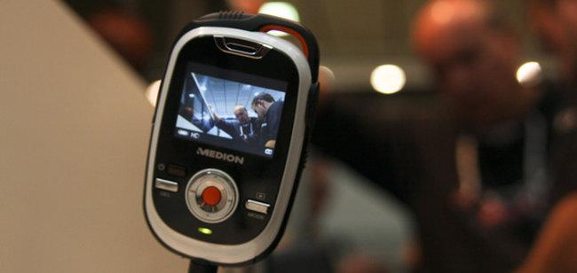 Five alternative pocket camcorders to the iPod touch - photo 7