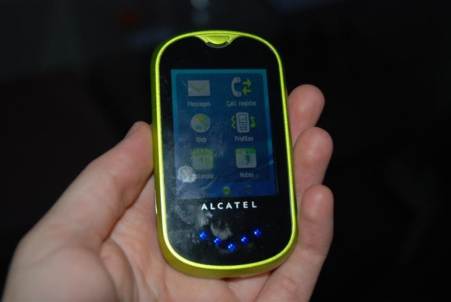 Alcatel launches the TRIBE, One Touch Magic and OT-708 handsets - photo 2