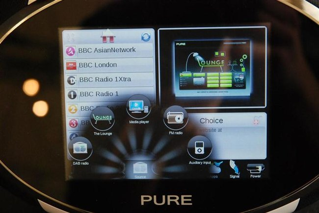 Pure Sensia internet, DAB and application radio - photo 11