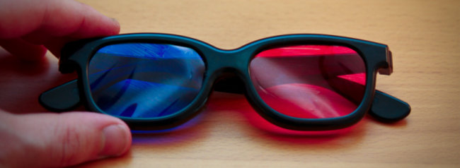 How to make your own 3D glasses  - photo 2