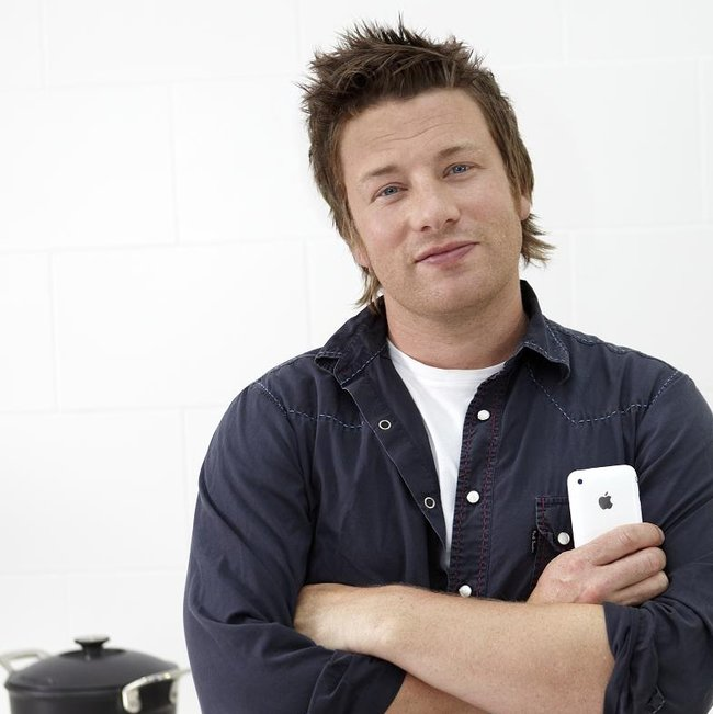 Jamie Oliver launches 20 Minute Meals iPhone app  - photo 1