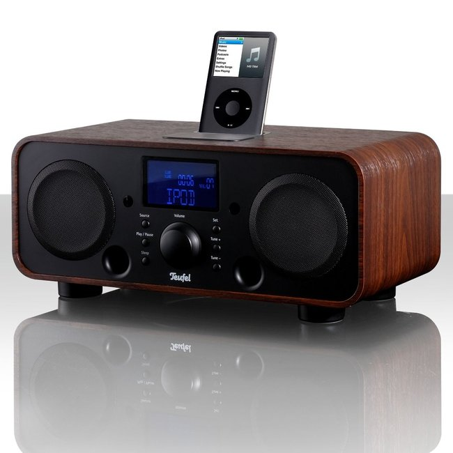iTeufel Radio iPod alarm clock launches  - photo 1