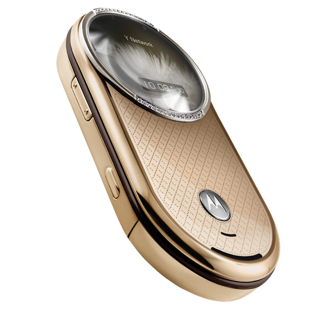 Motorola Aura Diamond Edition announced  - photo 1