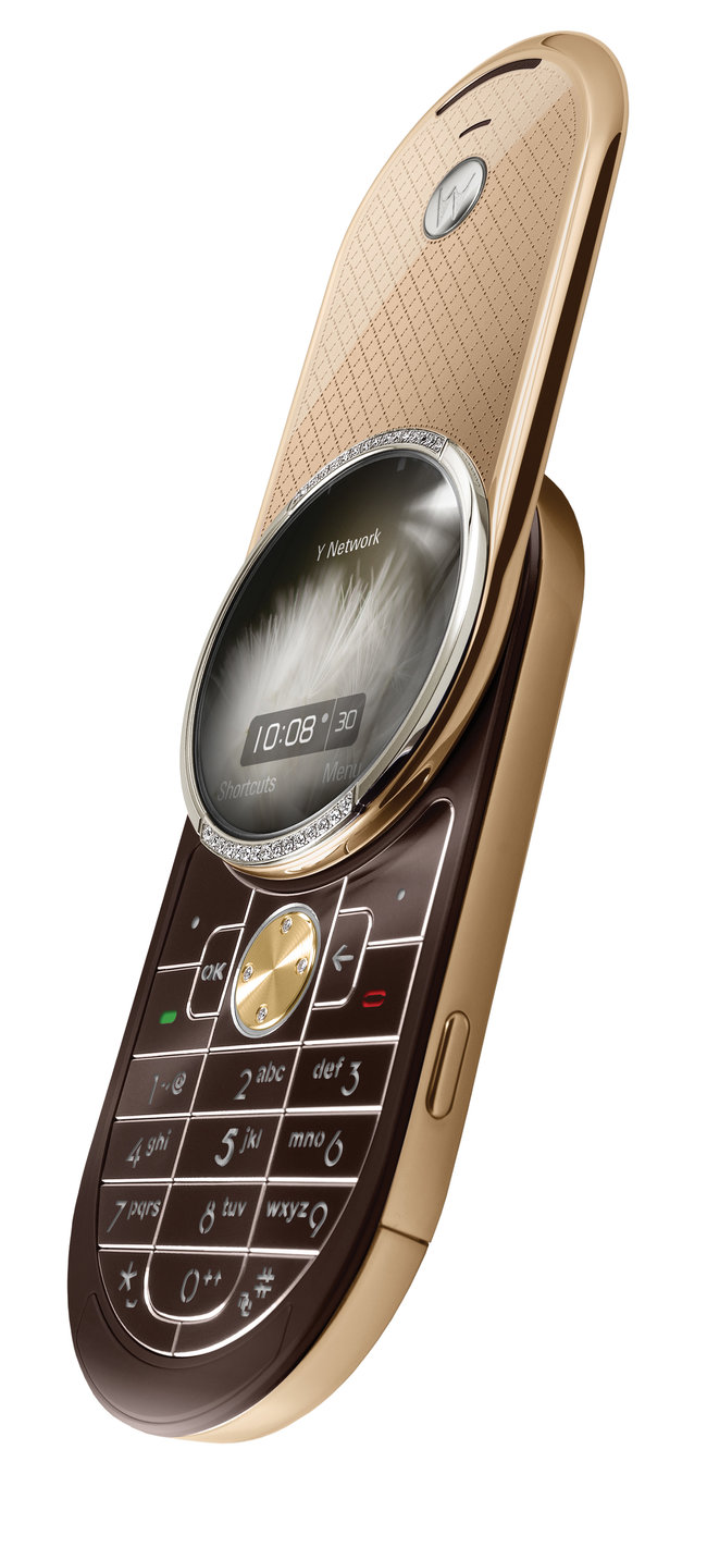 Motorola Aura Diamond Edition announced  - photo 3