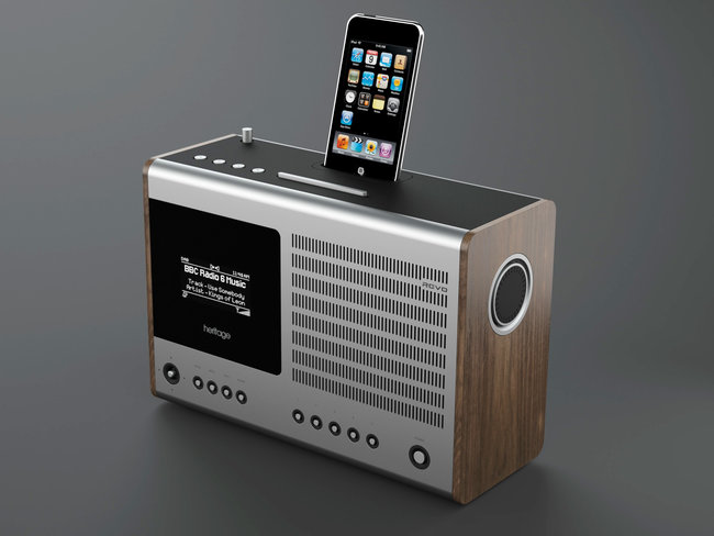Revo Heritage DAB and internet radio launches  - photo 2