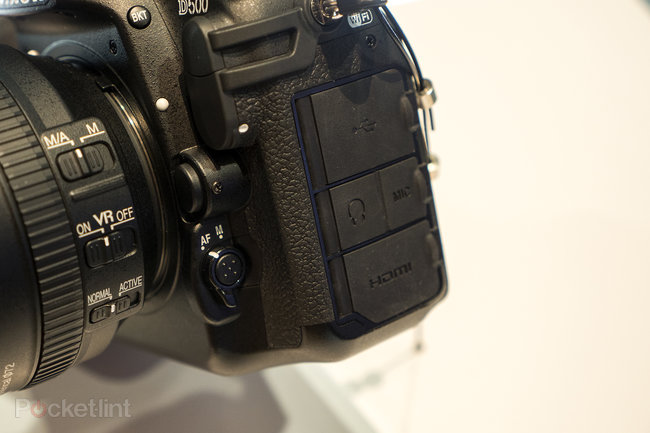 Nikon D500 hands-on preview: 'D5 mini' shows pro powers at smaller scale - photo 10