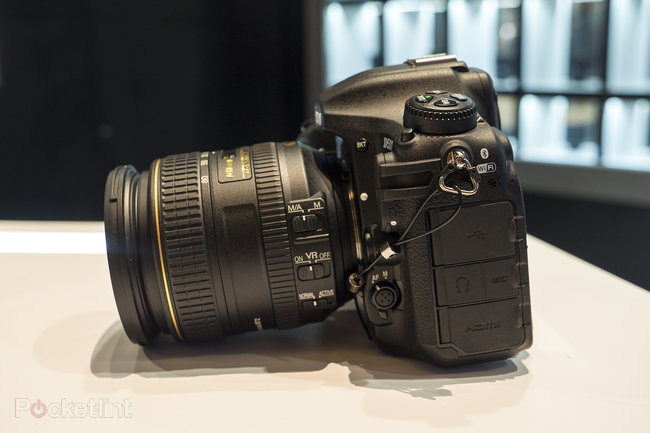 Nikon D500 hands-on preview: 'D5 mini' shows pro powers at smaller scale - photo 9