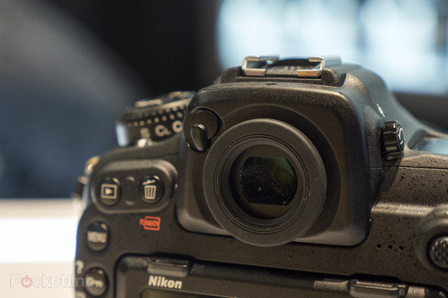 Nikon D500 hands-on preview: 'D5 mini' shows pro powers at smaller scale - photo 5