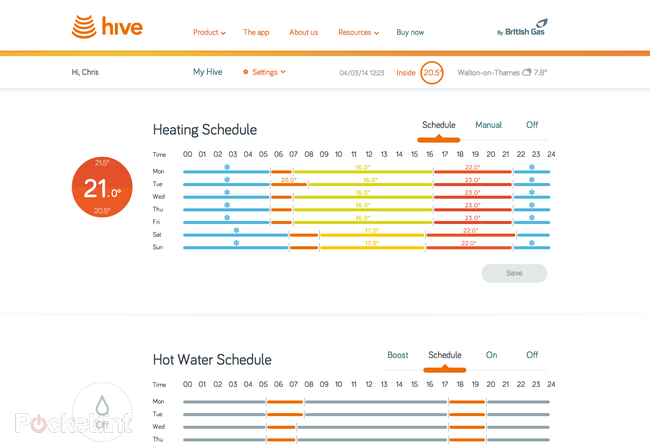 Hive by British Gas review - photo 8