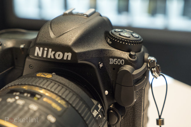Nikon D500 hands-on preview: 'D5 mini' shows pro powers at smaller scale - photo 11