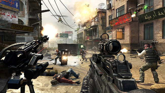 Call of Duty: Black Ops 2 preview. Gaming, xBox, Xbox 360, PlayStation, PS3, Call of Duty Black Ops 2 0