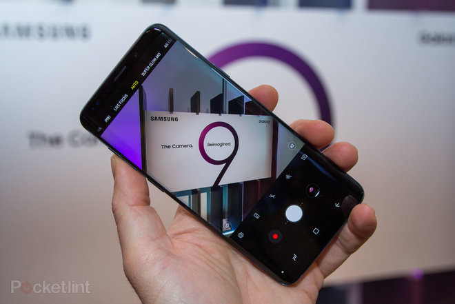 samsung galaxy s9 plus camera review
