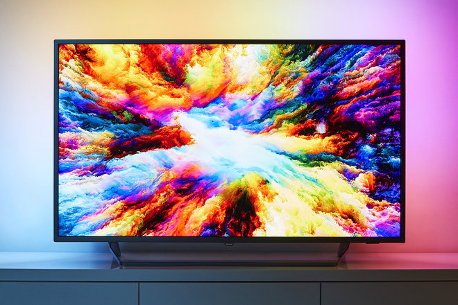Uniquetechno: Philips 4K HDR TV choices for 2018: OLED 973