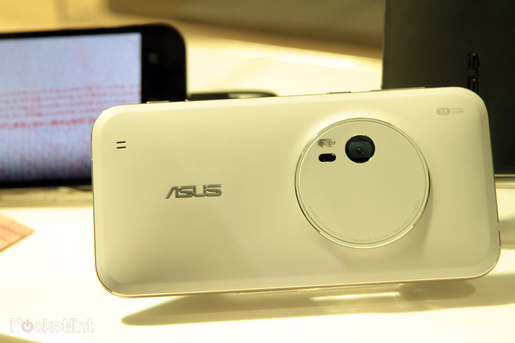 Asus ZenFone Zoom eyes-on: The phone with 3x optical zoom
