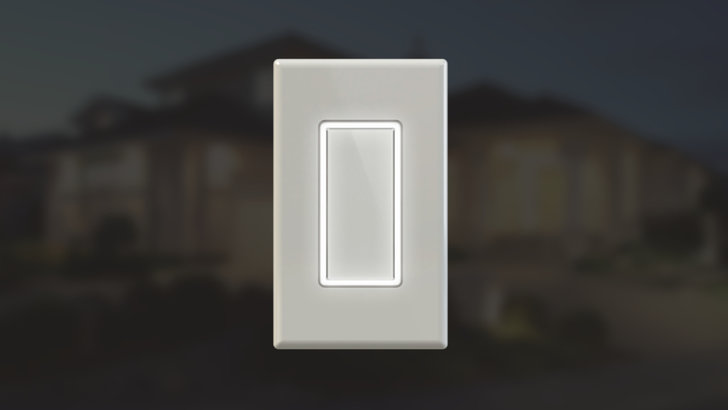 The Future of Home Security - Lightpad