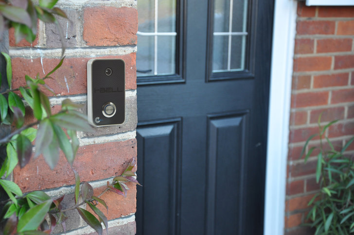 The Future of Home Security - i-Bell